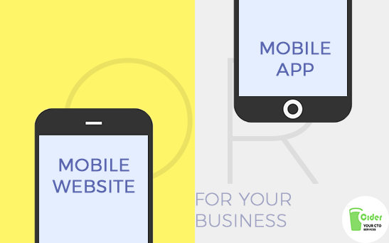 Mobile Web or Mobile App: Must you decide?